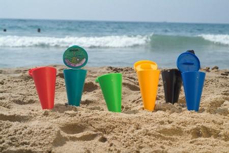 Cenicero de playa, la opción para no contaminar