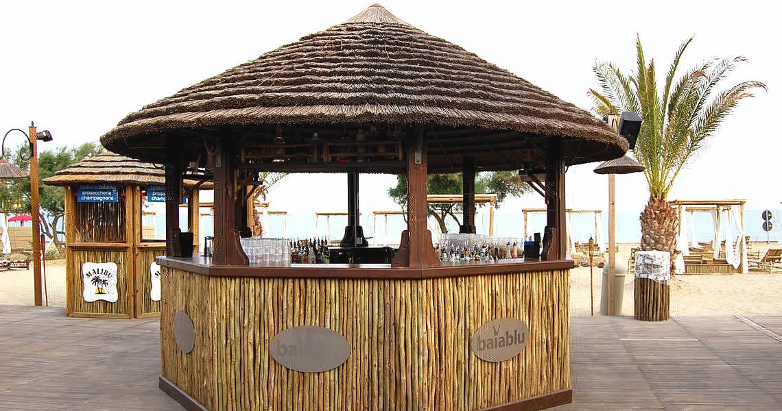 Chiringuito Madera Precio Ideal Para Playas Y Piscinas